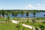 Sodyba ant ežero kranto Nečiūnai.  Pirtis, kubilas, valtys, sportas - 10