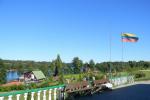 Sodyba ant ežero kranto Nečiūnai.  Pirtis, kubilas, valtys, sportas - 11