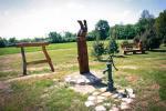 Turistinė stovykla Gargždų rajone Minijos senvagė - 3