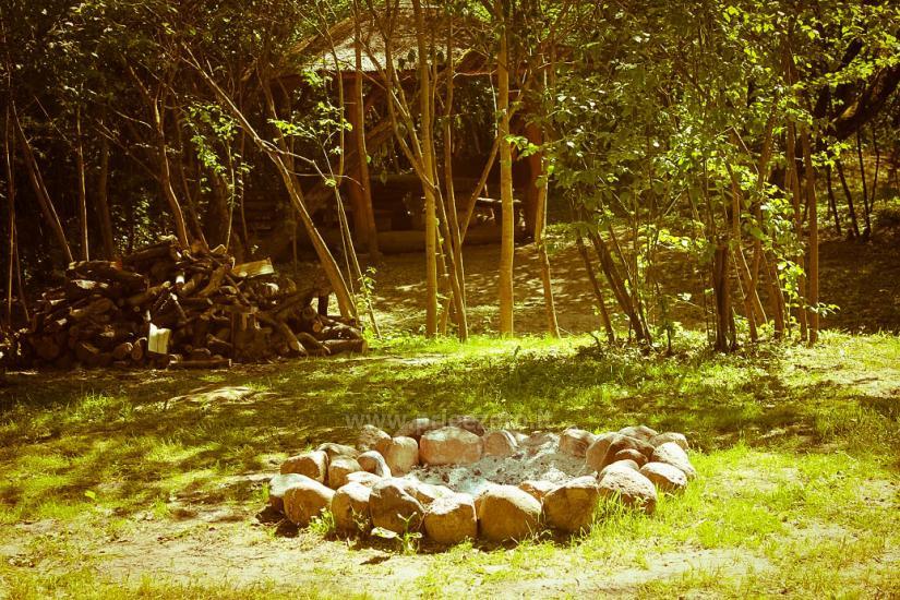 Turistinė stovykla Gargždų rajone Minijos senvagė - 4