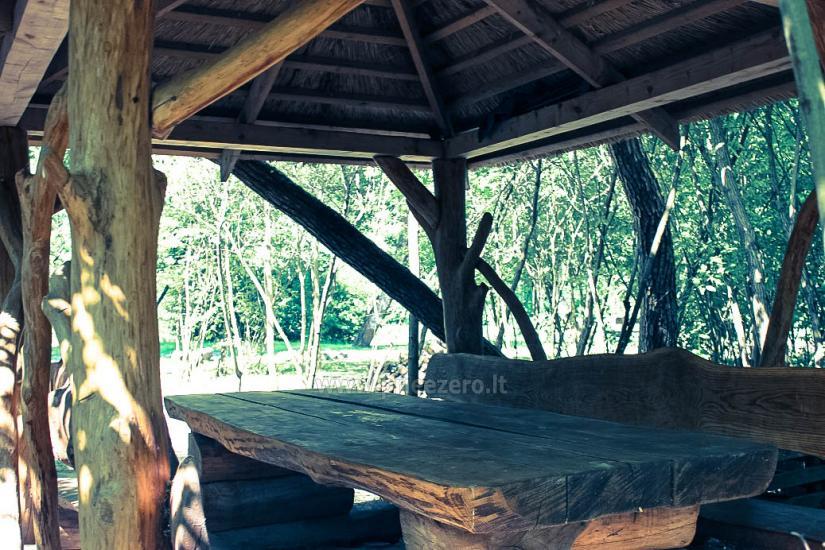Turistinė stovykla Gargždų rajone Minijos senvagė - 6
