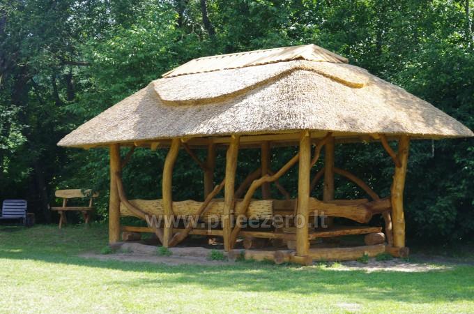 Turistinė stovykla Gargždų rajone Minijos senvagė - 10