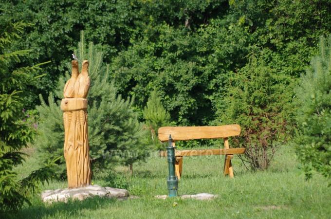 Turistinė stovykla Gargždų rajone Minijos senvagė - 13