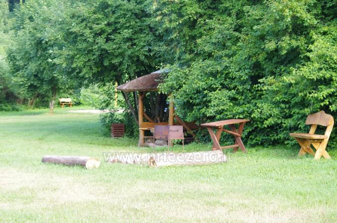 Turistinė stovykla Gargždų rajone Minijos senvagė - 14