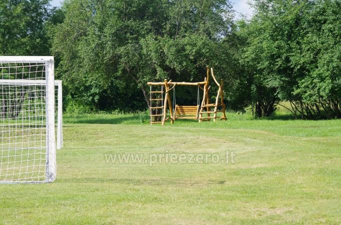 Turistinė stovykla Gargždų rajone Minijos senvagė - 16