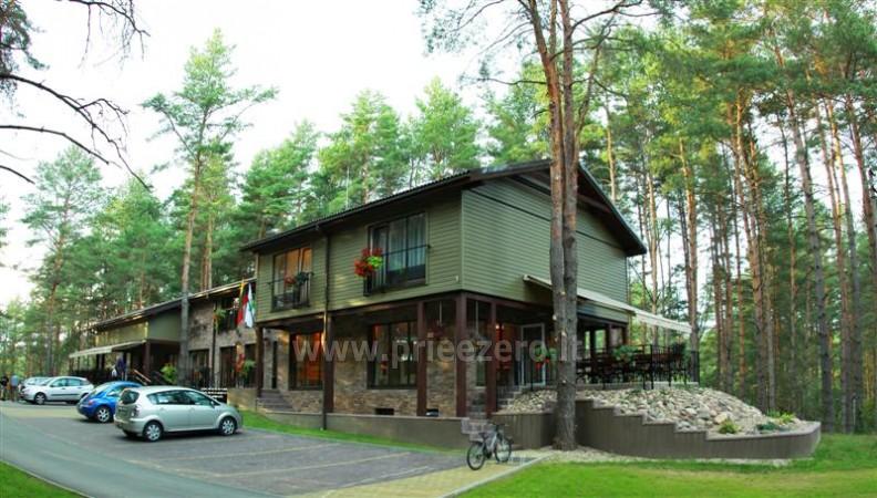 Vila Kelmynė - viešbutis, įsikūręs Molėtų priemiestyje - 2