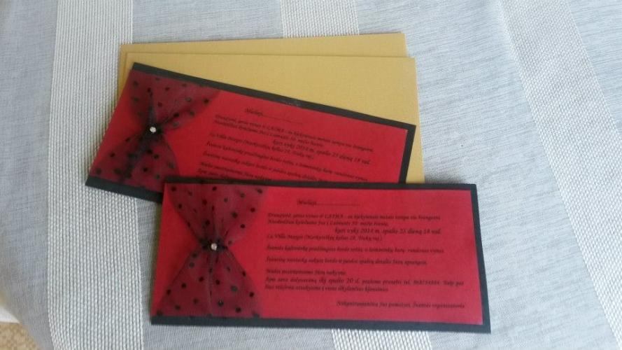 Madam Smulkmena vestuvių, krikštynų, kitų švenčių ir renginių planavimas, organizavimas - 12