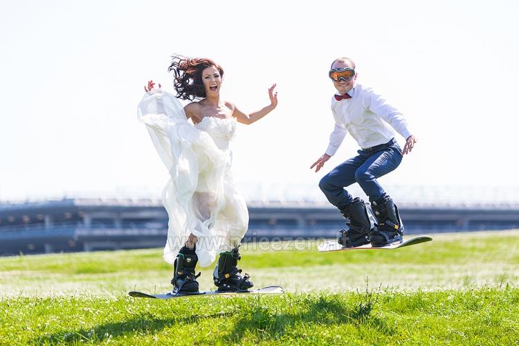 Vestuvių fotografas linksmiems žmonėms - 2