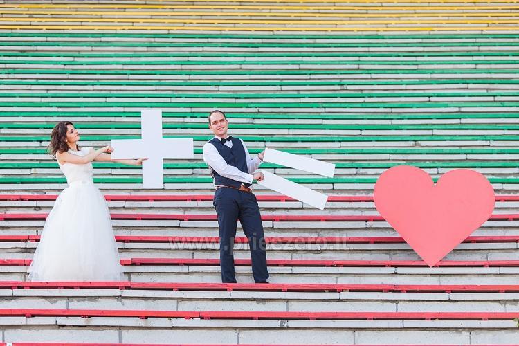 Vestuvių fotografas linksmiems žmonėms - 1