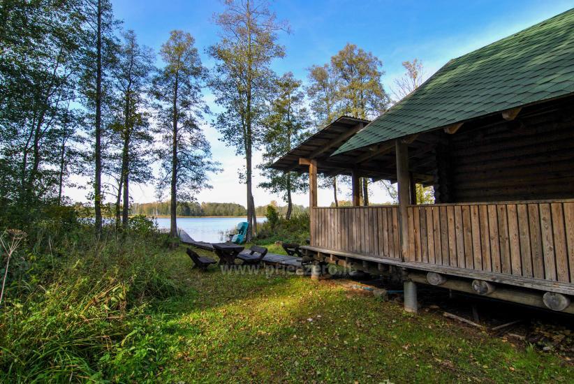 Žvejyba privačiame ežero, sodyboje SILVESTRO DVARAS - 13