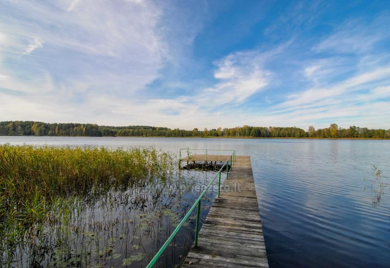 Žvejyba privačiame ežero, sodyboje SILVESTRO DVARAS - 17
