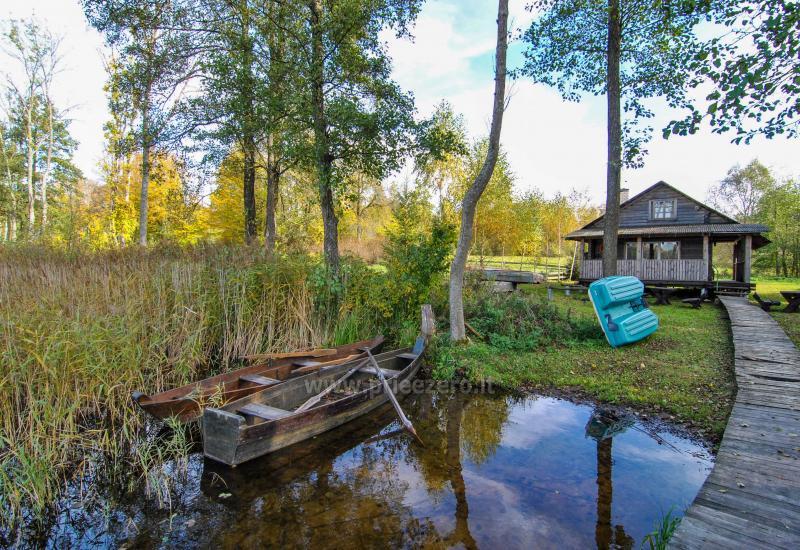 Žvejyba privačiame ežero, sodyboje SILVESTRO DVARAS - 18