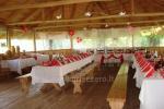 50 vietų salė sodyboje SILVESTRO DVARAS 15 km nuo Druskininkų