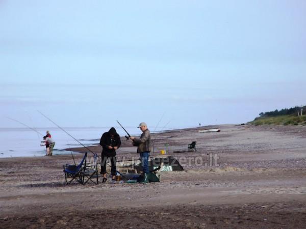 Žvejyba Papės ežere Latvijoje, valčių nuoma žvejams. Poilsio namai Aulaukio Baltija - 2
