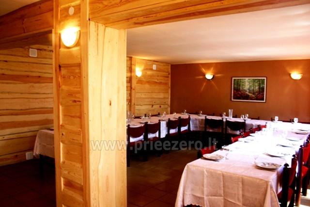 40 vietų salė vestuvėms, krikštynoms, gimtadieniui, įmonės šventei Molėtų rajone prie Bebrusų ežero sodyboje Giedrita - 3