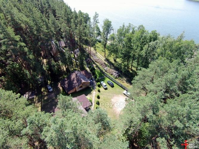 Pirtis ant Bebrusų ežero kranto Molėtų rajone sodyboje Giedrita - 9