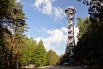 Labanoro regioninio parko (Mindūnų) apžvalgos bokštas - 1
