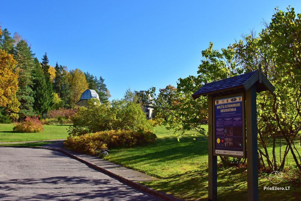Molėtų astronomijos observatorija, etnokosmologijos muziejus - 19