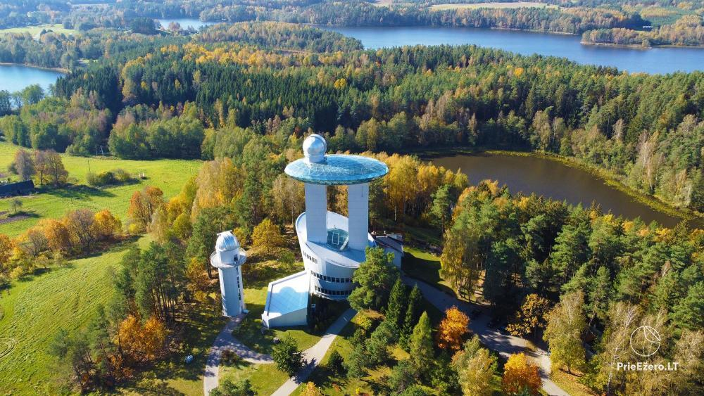 Molėtų astronomijos observatorija, etnokosmologijos muziejus - 1