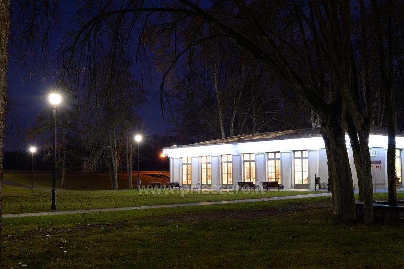 "Mineralinio vandens paviljonas ""Birutės vila"" Birštone - 2"