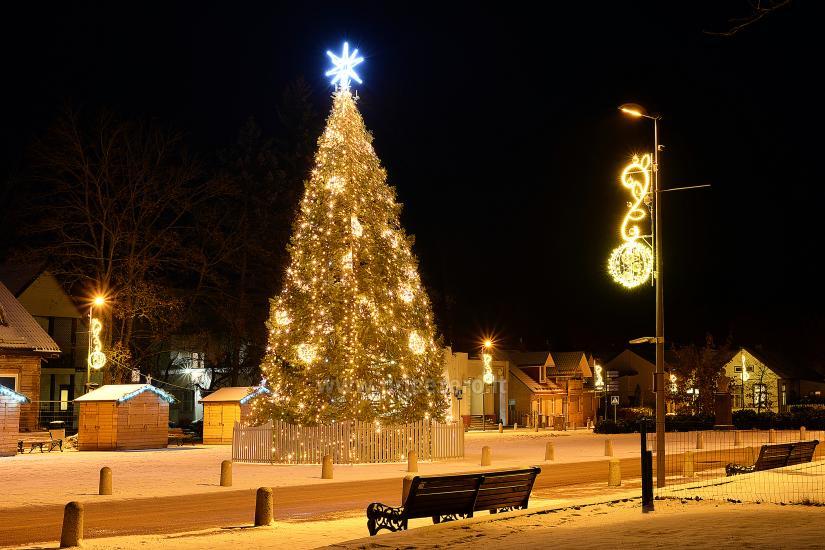 2016-ųjų metų Birštono Šv. Kalėdų eglutė