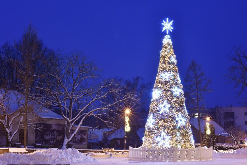 2018-ųjų metų Birštono šv. Kalėdų eglutė