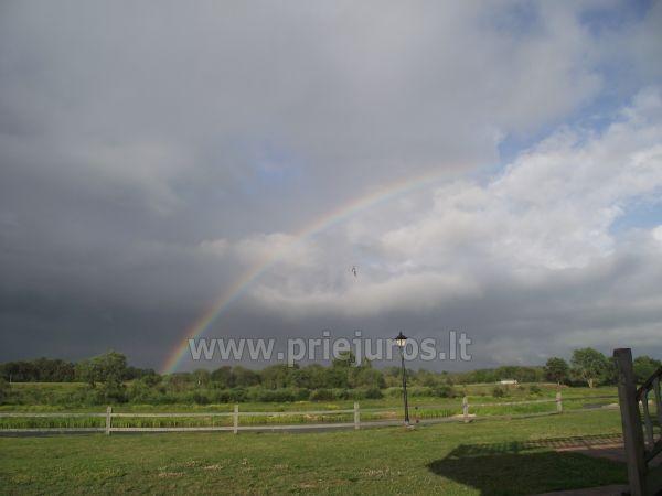 Jojimas žirgais Ventspilio rajone svečių namuose prie Ventos upės Ventaskrasti - 3