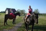Jojimas žirgais Ventspilio rajone svečių namuose prie Ventos upės Ventaskrasti - 6