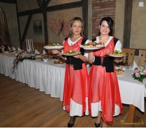 Svečių namai ir kempingas Ventspilio rajone Ventaskrasti - 15