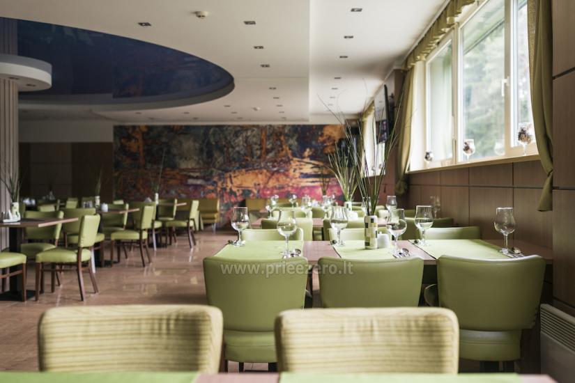 "Restoranas Konferencijų centras poilsio komplekse ""ORO Dubingiai"" **** - 1"