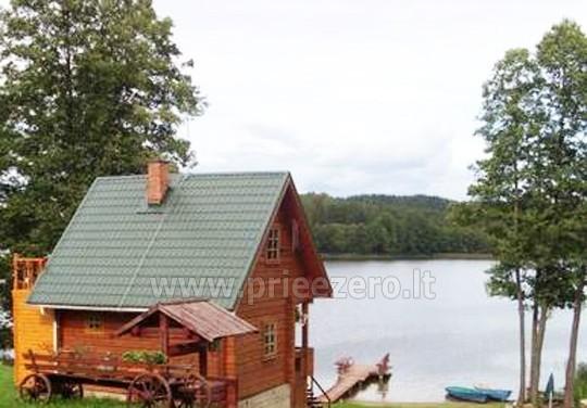 Edmundo Dapkaus kaimo turizmo sodyba Ignalinos rajone prie ežero - 2