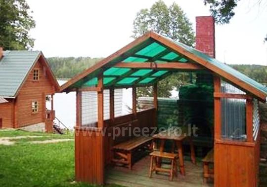 Edmundo Dapkaus kaimo turizmo sodyba Ignalinos rajone prie ežero - 4