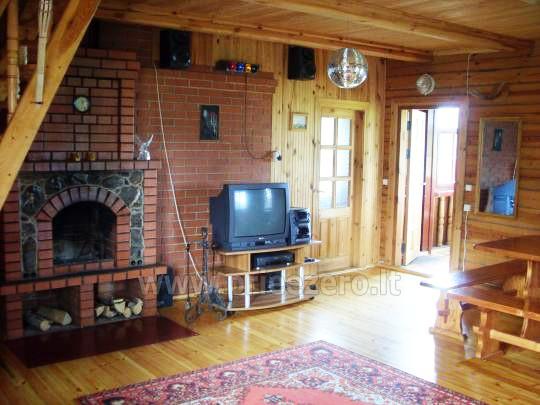 Edmundo Dapkaus kaimo turizmo sodyba Ignalinos rajone prie ežero - 6