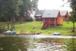 Žvejyba ežere, valtys, pažintiniai žygiai valtimis Edmundo Dapkaus kaimo turizmo sodyboje