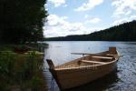 "Žvejyba ežere, valtis, vandens dviratis sodyboje prie Ungurio ežero ""Karališka vila"""