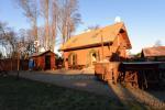 69 m iki jūros namas su pirtimi, kubilas Klaipėdos rajone KARKLĖS SODYBA - 6