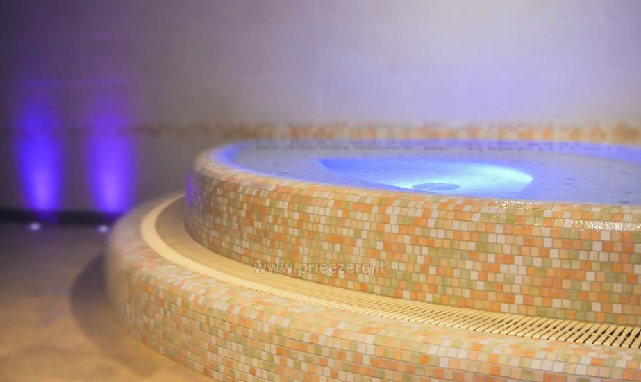 """Pirčių kompleksas, sūkurinės vonios, masažai Birštone viešbutyje """"Pušynė"""" - 1"""