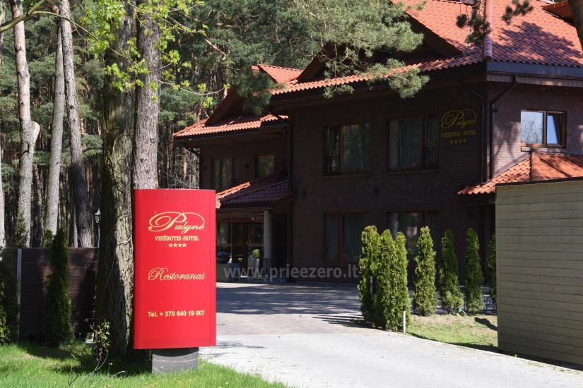 """Viešbučio """"Pušynė"""" restoranas Birštone - 3"""