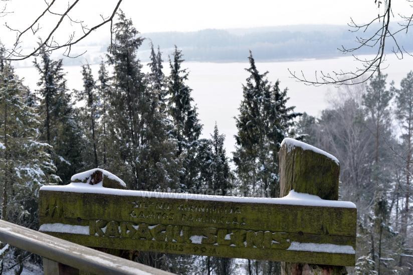 Kadagių slėnis – Arlaviškių pažintinis takas - 15