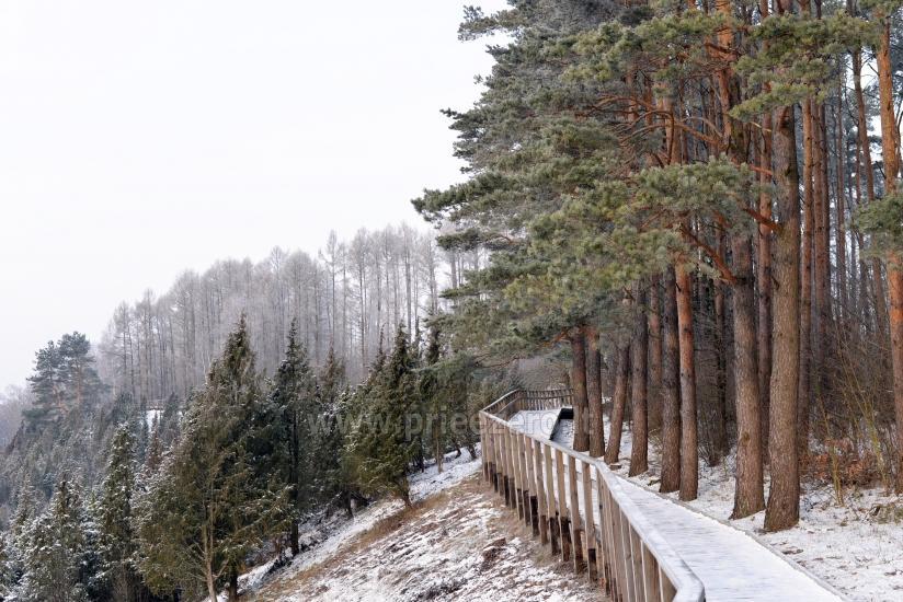 Kadagių slėnis – Arlaviškių pažintinis takas - 24