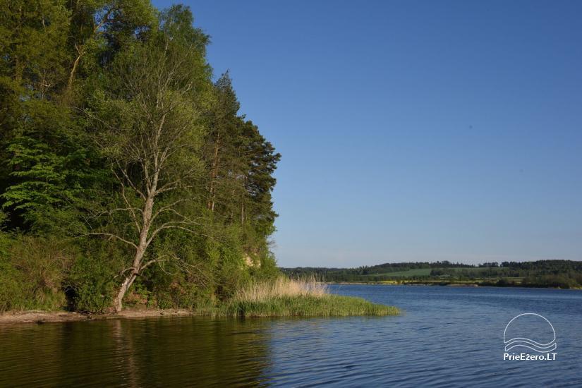 Kadagių slėnis – Arlaviškių pažintinis takas - 13