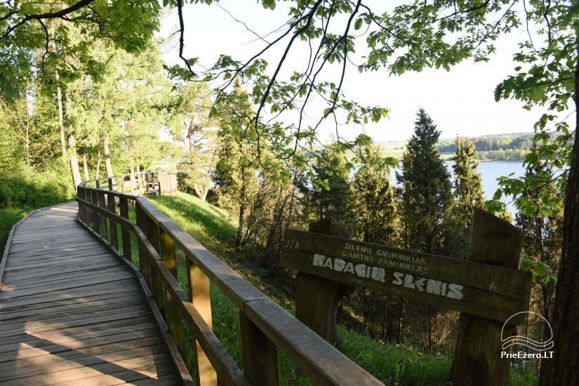 Kadagių slėnis – Arlaviškių pažintinis takas - 8