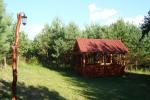 Pirtis, pulas, stalo tenisas sodyboje ant ežero kranto Žemuogynė - 4