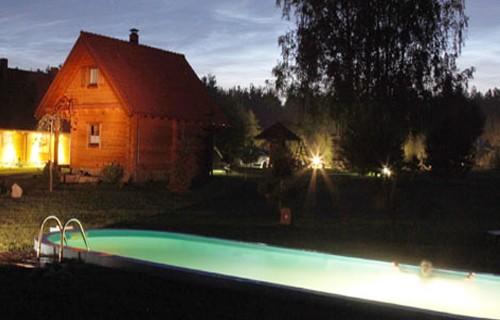 Pirtis, kubilas, baseinas Turauskų kaimo turizmo sodyboje Varėnos rajone - 1