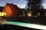 Pirtis, kubilas, baseinas Turauskų kaimo turizmo sodyboje Varėnos rajone