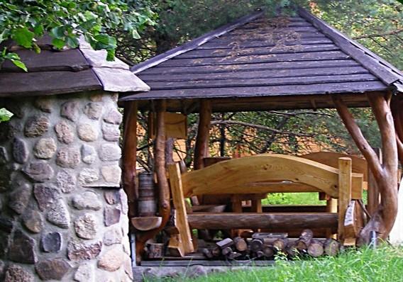 Pirtis, kubilas, baseinas Turauskų kaimo turizmo sodyboje Varėnos rajone - 3