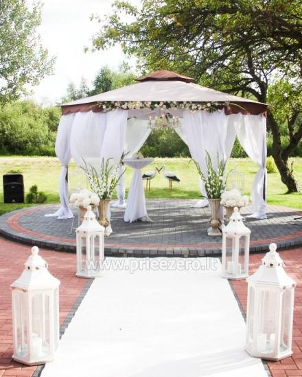 Vestuvės, šventės, verslo renginiai išskirtinėje RUSNE VILLA - 1