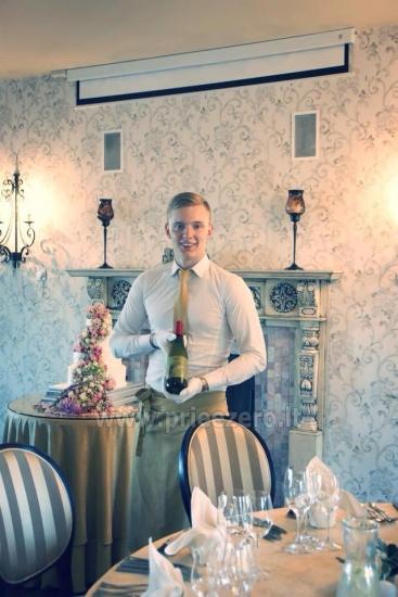Vestuvės, šventės, verslo renginiai išskirtinėje RUSNE VILLA - 10