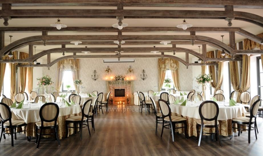 """Išskirtinė restorano """"Rusne Villa"""" virtuvė Jūsų ypatingai progai - 14"""