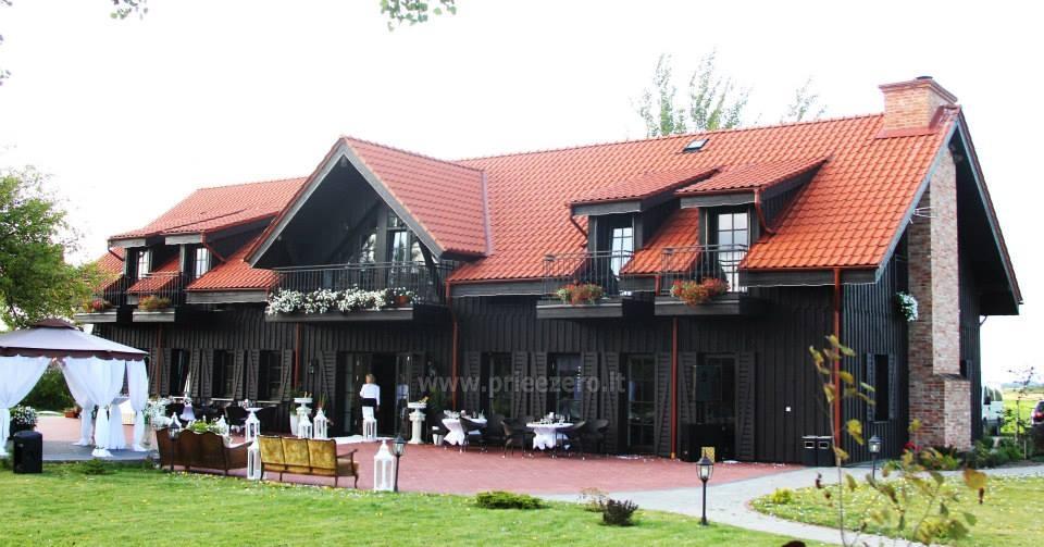 """Išskirtinė restorano """"Rusne Villa"""" virtuvė Jūsų ypatingai progai - 20"""